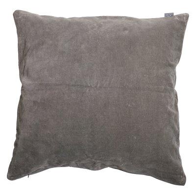 Aletta kuddfodral 50x50 cm - Ljusgrå