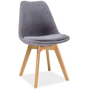 Emmaboda stol - Mörkgrå