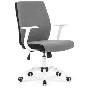 Arely skrivbordsstol - Svart/grå