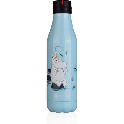 Bottle Up mummin termoflaska - Ljusblå