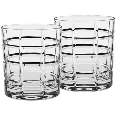 Time Square whiskyglas 4 st - 320 ml