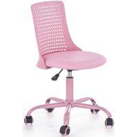 Zandra skrivbordsstol för barn - Rosa