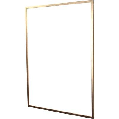 Ram Galant Plexi Guld - 50x70 cm