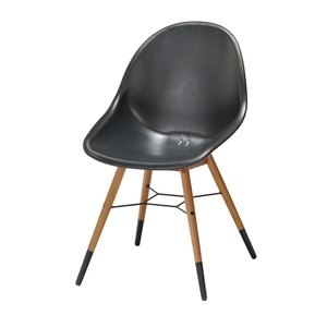 St Tropez stol - Svart