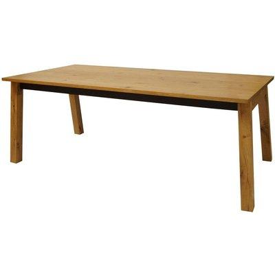 Hilma matbord 200 cm - MDF/ek