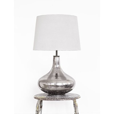 Bordslampa silver light 44