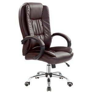 Bojan skrivbordsstol - Mörkbrun