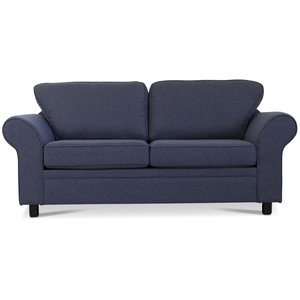 Katja 2-sits soffa - Marinblå