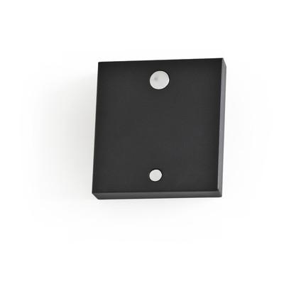 Plus 8 - Klädkrok (svart)