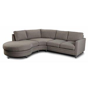 Modern Living Hörnsoffa med cozy divan - Valfri färg