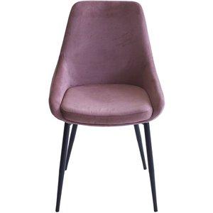 Ekestad stol - Terrakotta velour