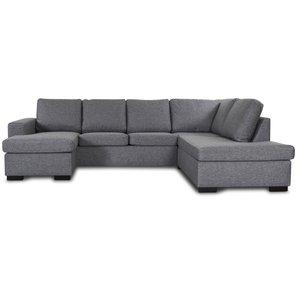 Solna U-soffa 304 cm - Höger
