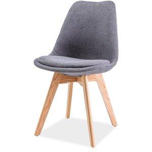Katelynn stol - Mörkgrå