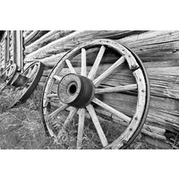 Poster Vagnshjul