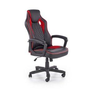 Wiley kontorsstol - Svart/röd
