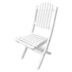 Haväng stol - Vit