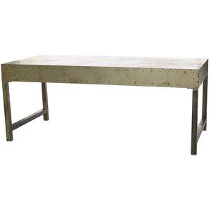 Matbord Stina - förzinkad metall