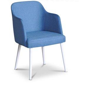 Sarek karmstol - Blå