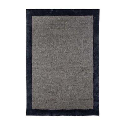 Handgjord matta Firmino - Grå