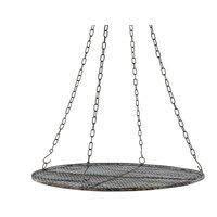 Takdekoration i metall 60x102 cm