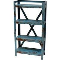 Livingstone hylla - Vintage blå