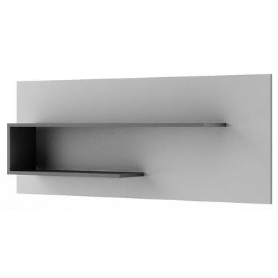 Arden vägghylla - Graphite/grå