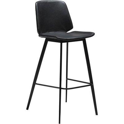 Swing barstol - Vintage svart