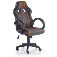 Beda skrivbordsstol - Grå/orange