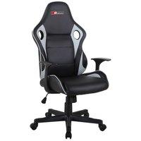 Silvester kontorsstol - Grå/svart