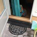 Dörrmatta Kurb - 45x75 cm
