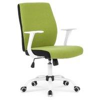 Arely skrivbordsstol - Svart/grön
