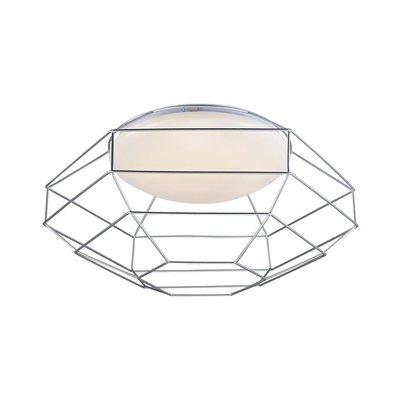 Nest Taklampa - Vit/Silver