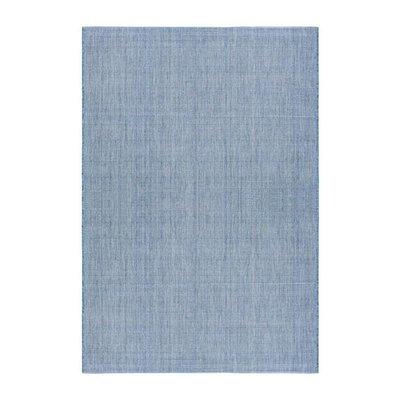Flatvävd / slätvävd matta Belfort - Blå