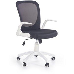 Fintan kontorsstol - Vit/svart