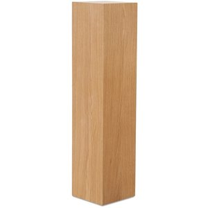 Piedestal LineDesign wood 90 cm - Ek