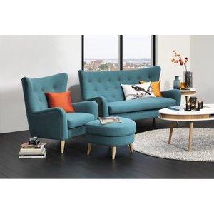 Saxemara 3-sits soffa - Valfri färg