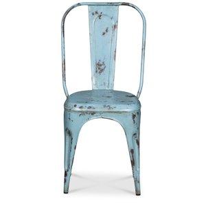 Stol Toxil - Vintage blå