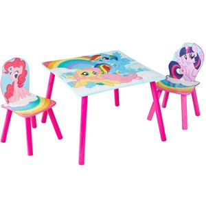 My Little Pony bord och stolar