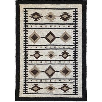 Handgjord matta - Castello - Handvävd