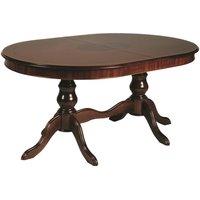Mozart matbord ovalt 160-240 cm - Valnöt
