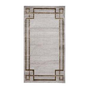 Maskinvävd matta - Craft Versace Guld