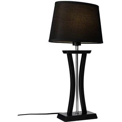 New Chelsea bordslampa - Svart