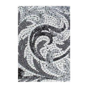 Maskinvävd matta Neville - Grå