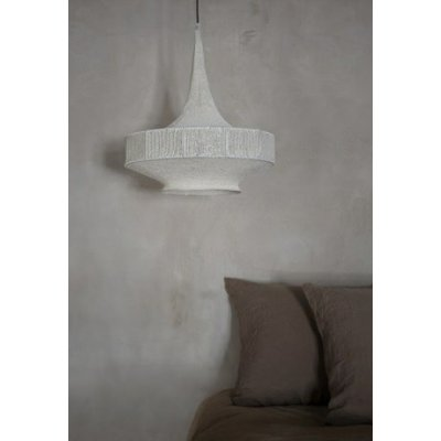 Knit taklampa BA012011 - Vit