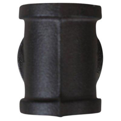 Cartier vinhållare (Vägghängd) - Svart metall