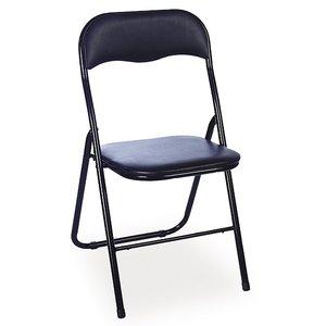 Kinsley stol - Svart
