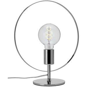 Spartan Ringo bordslampa - Krom