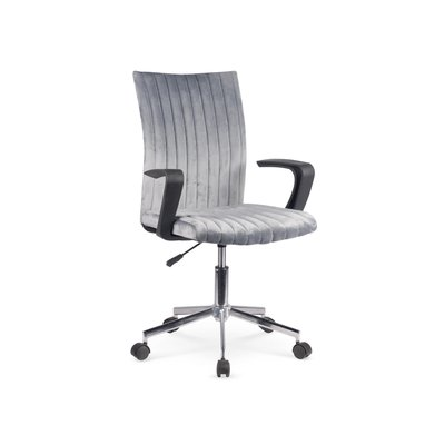 Otto kontorsstol - Mörk grå