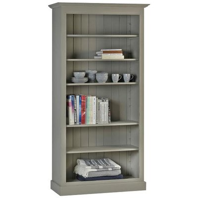 Isabell bokhylla - Antik grå