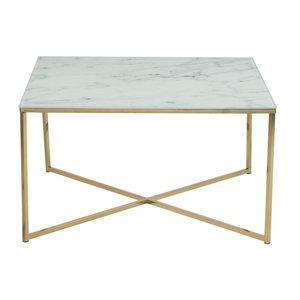 José soffbord - Glas/guld